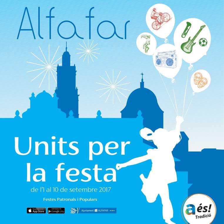 fiestas patronales y populares de Alfafar 2017