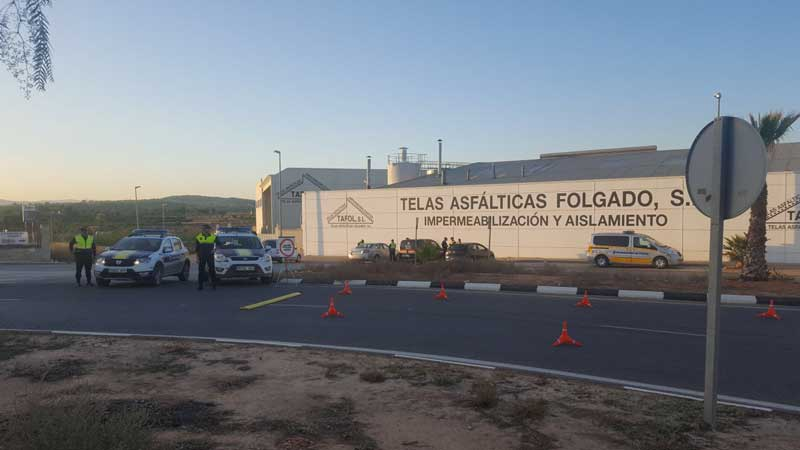 Policía Local de Vilamarxat