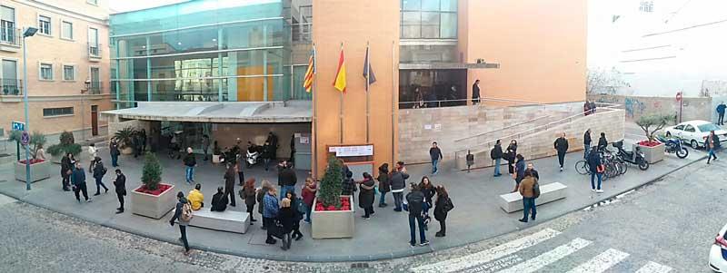 oposiciones libres del Ayuntamiento de Alboraya